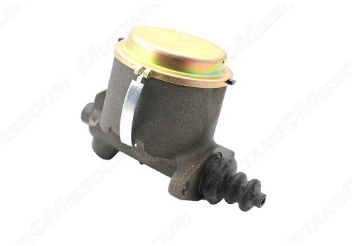 1964-1966 Ford Mustang master cylinder for manual disc brakes.