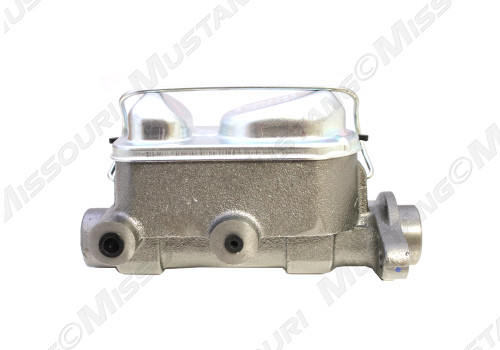 1967-1972 Ford Mustang master cylinder for power disc brakes.