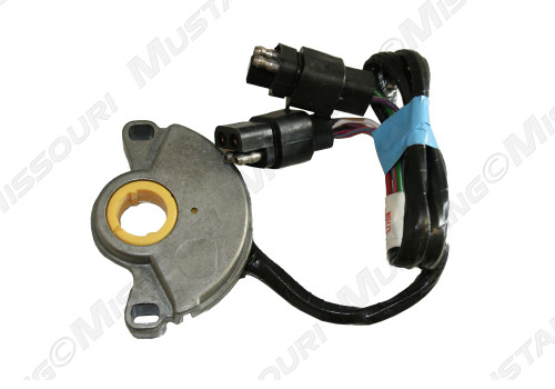 1972-1973 Ford Mustang neutral safety switch for C-6 transmission.