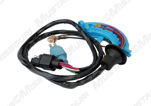 1969-1973 Ford Mustang neutral safety switch for FMX automatic transmissions.