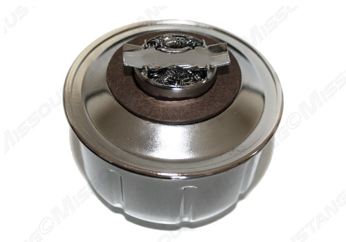 1967-70 Oil Cap Closed Emissions Chrome