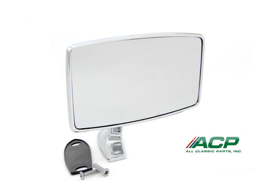 1971-1973 Ford Mustang Outside Mirror Drivers Side