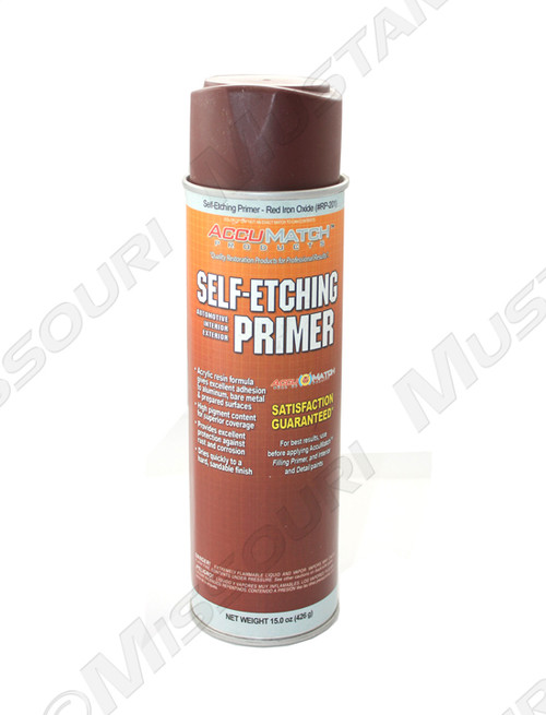 Red Oxide Self Etching Primer