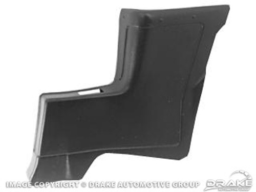 1964-68 Interior Quarter Panels Convertible