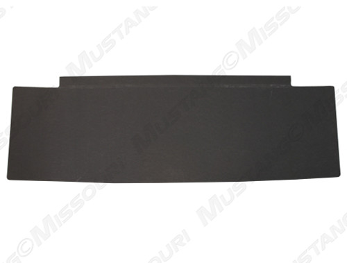 1967-68 Rear Seat Divider Board Convertible