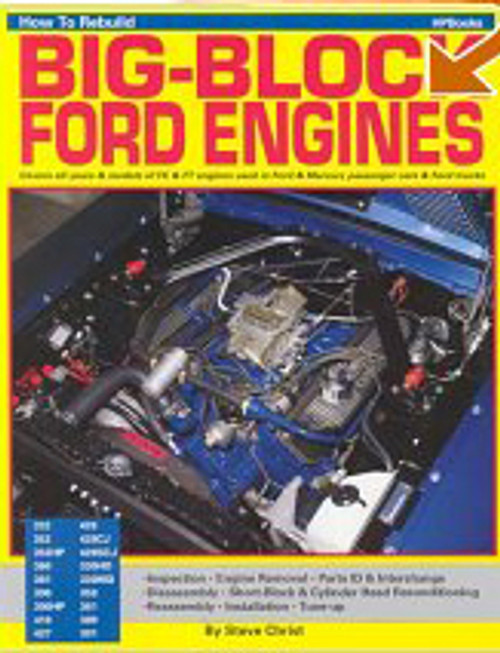 How to Rebuild Your Big Block Ford