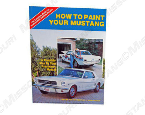 How To Paint Your Mustang