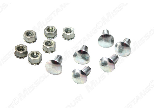 1964-66 Shock Tower Bolts & Nuts