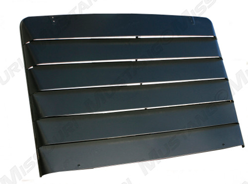 1969-70 Rear Window Louver
