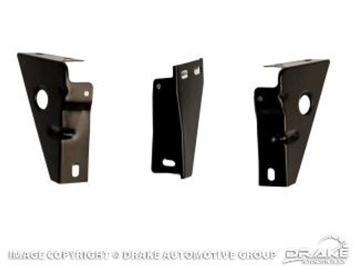 1967-68 Stone Deflector Brackets