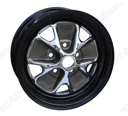 1966 Styled Steel Wheel 14 X 5