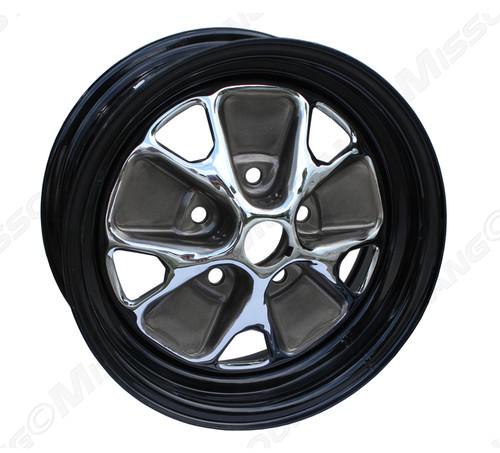 1967 Styled Steel Wheel 14 X 5