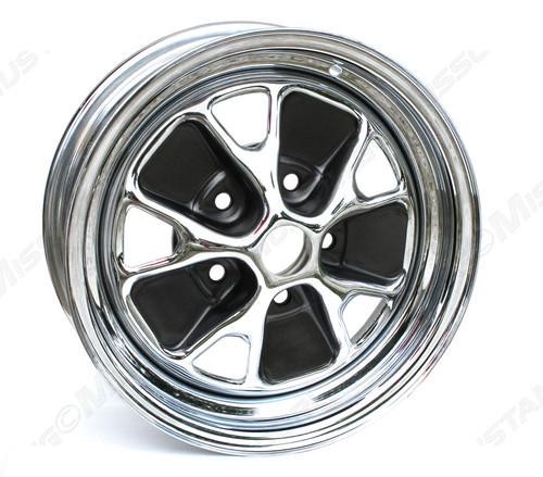 1964-73 Styled Steel Wheel 15 X 7