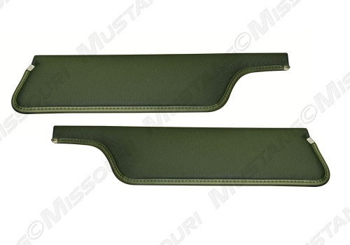 1971-1973 Ford Mustang Sunvisors Coupe & Fastback