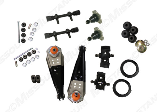 1964-1973 Ford Mustang Suspension Kit 1