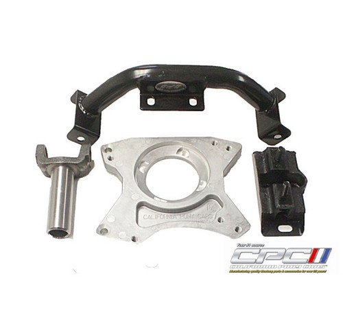 1967-1970 Ford Mustang T-5 Conversion Kit Stock Bell Housing