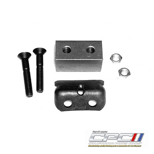 1965-1967 Ford Mustang transmission fulcrum kit for spring type clutch forks.
