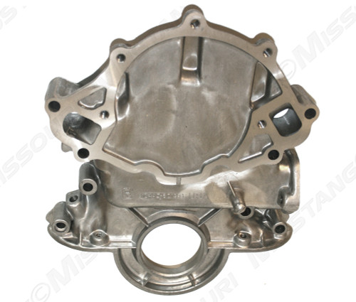 1965-67 Timing Chain Cover 289 302 Molded Pointer