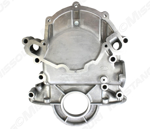 1966-1973 Ford Mustang Timing Chain Cover 289 302 351W Bolt On Pointer