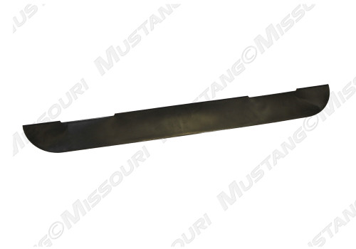 1987-1993 Ford Mustang radiator support deflector.