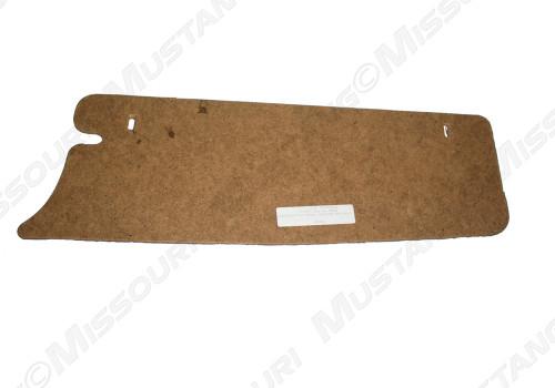1964-66 Trunk Board
