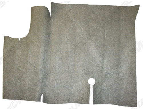 This is an example of the fastback trunk mat.