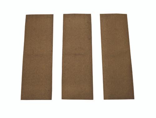 1969-70 Fastback Fold Down Seat Carpet