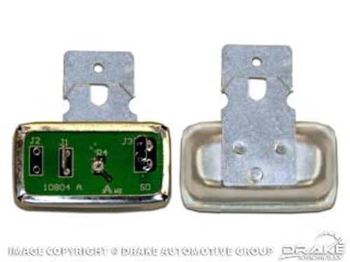 1967-68 Constant Voltage Regulator Electronic