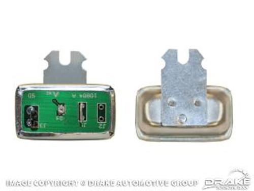 1964-66 Constant Voltage Regulator Electronic
