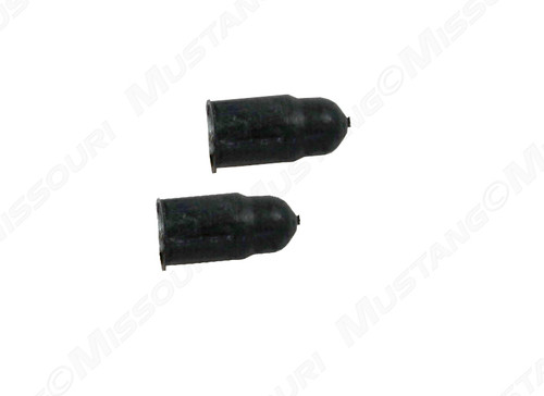 1964-65 Washer Nozzle Rubber Tips