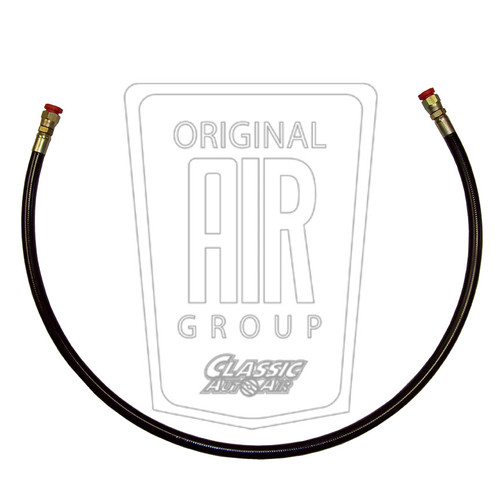 1967-1968 Ford Mustang Suction hose, 8 cylinder.