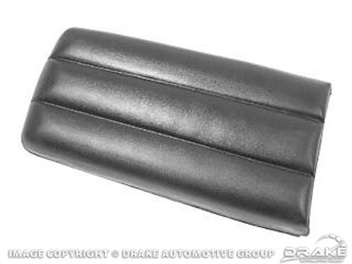 1969-70 Console Arm Rest Pad Deluxe