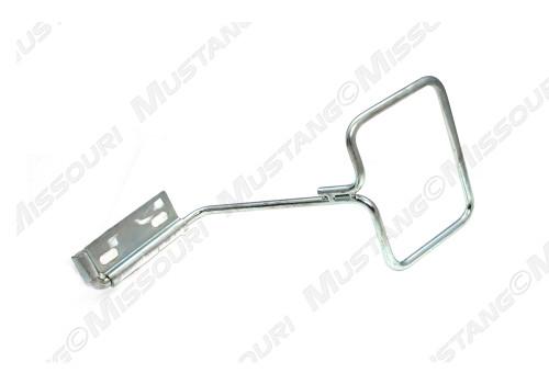 1967-1968 Ford Mustang trap door prop rod.