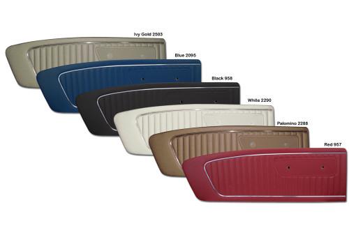 1964-1965 Ford Mustang Door Panels Standard