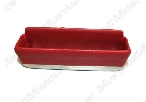 1965-1966 Ford Mustang Pony door panel cup, each.