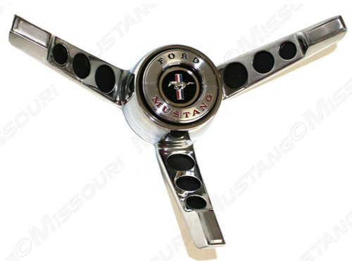 1965-66 Horn Button Alternator