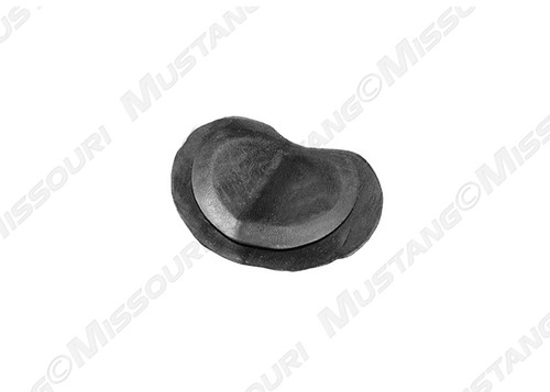 1964-1973 Ford Mustang automatic transmission shift housing rubber plug.