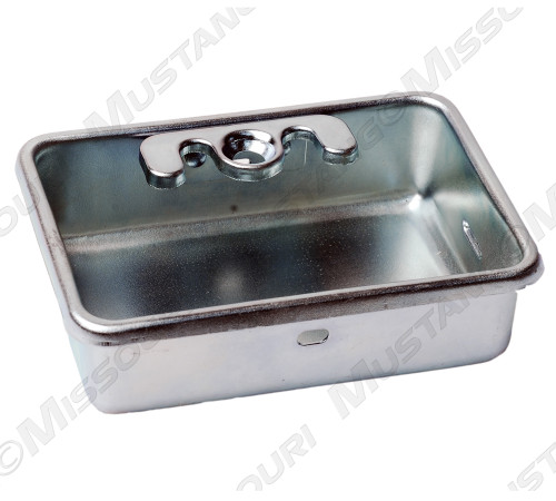 1971-1973 Ford Mustang console ash tray receptacle.