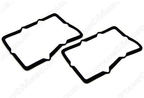 1969 Tail Lamp Mounting Pads Inner