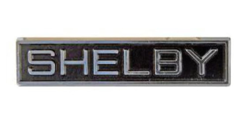 1969-1970 Ford Mustang Shelby Roof Emblem