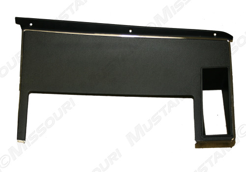 1971 Ford Mustang Right Hand Dash Panel