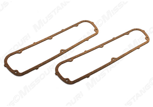 1964-73 Valve Cover Gaskets Small Block Cork