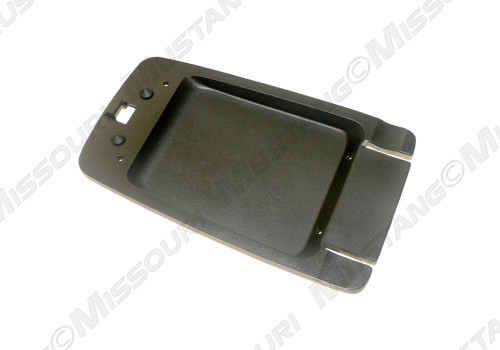 1987-1993 Ford Mustang console arm rest lid panel.