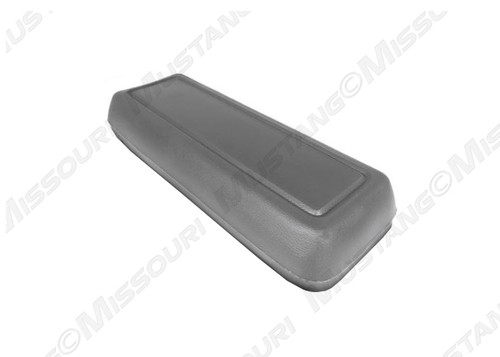 1979-1986 Ford Mustang console arm rest pad.