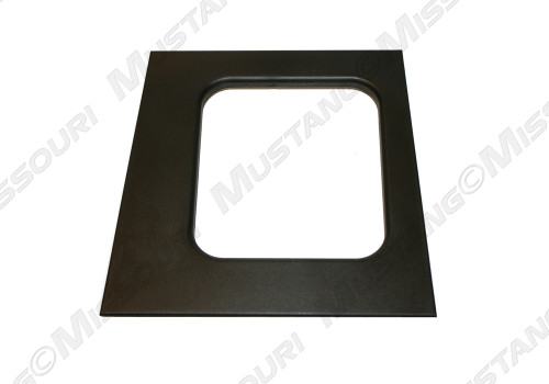 1987-1993 Ford Mustang console shifter bezel for automatic transmission.