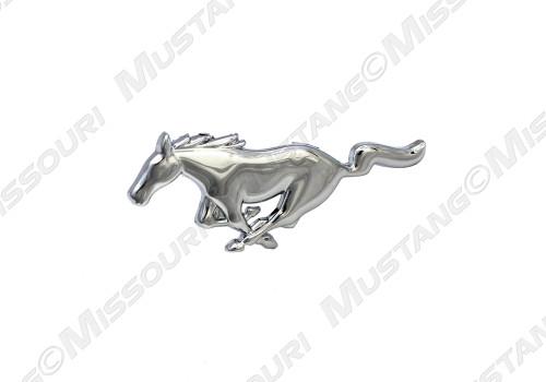 1993 Ford Mustang Cobra grill emblem.