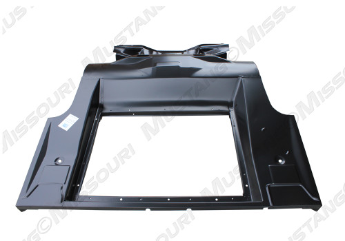 1964-1970 Ford Mustang trunk section.