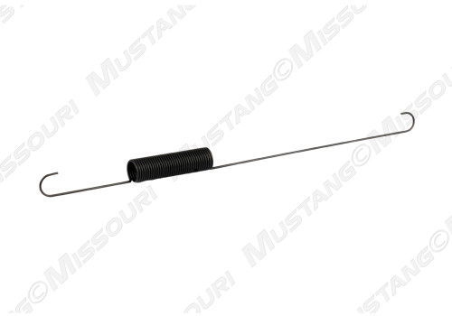 1964-1966 Ford Mustang clutch equalizer upper retracting spring, 260 and 289 c.i.