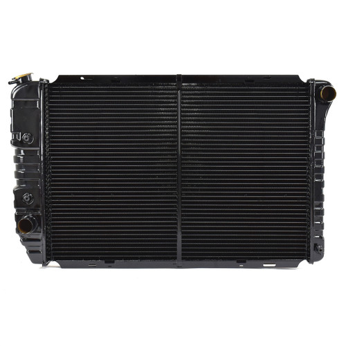 1971-1973 Ford Mustang MaxCore radiator, 3 row.