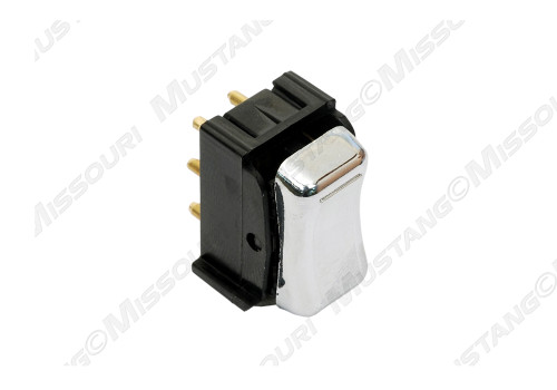 1971-1972 Ford Mustang Power Window Switch Master Lock Out